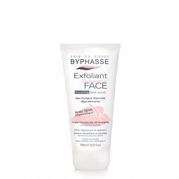 BYPHASSE FACE SCRUB