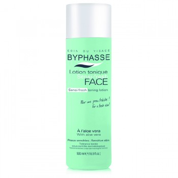 BYPHASSE TONIC FOR DRY SKIN WITH ALOE VERA