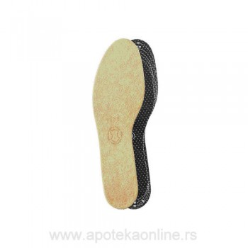 LEATHER INSOLE FOR FOOTWEAR